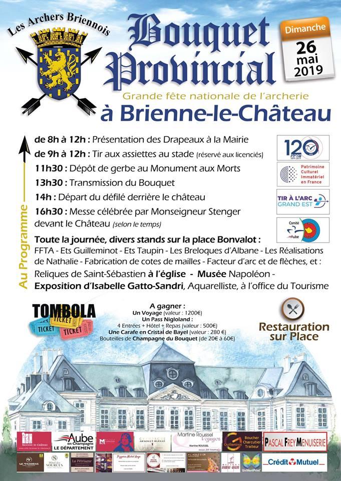 """Résultat de recherche d'images pour """"bouquet provincial 2019"""""""